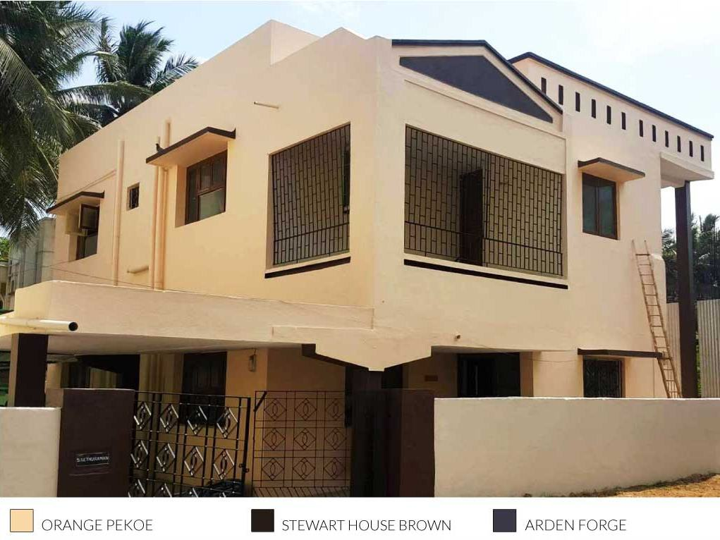 Photo Gallery of Exterior Painting | Vannam Chennai